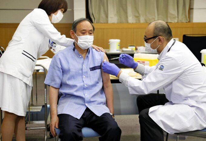 新型コロナワクチン いつ接種