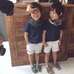 【写真多数】インスタで話題の5歳イケメン双子は誰!?人気の「りんか&あんな」も紹介!