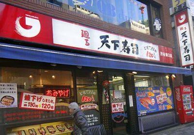 マツコの知らない世界 回転寿司3