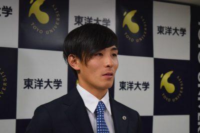 ニューイヤー駅伝2017 服部勇馬