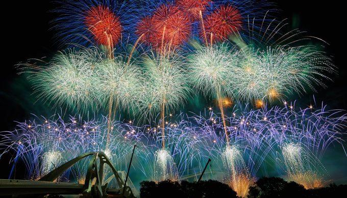 愛知県 花火大会3