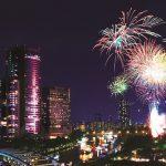 【見て良かった!】大阪でおすすめの花火大会5選!定番から穴場まで!