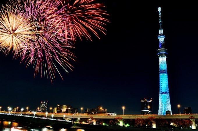 関東の花火大会