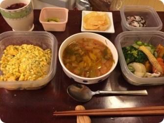 小林麻央 料理3