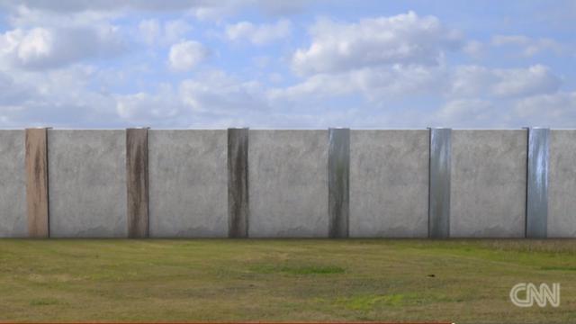 メキシコ 壁1
