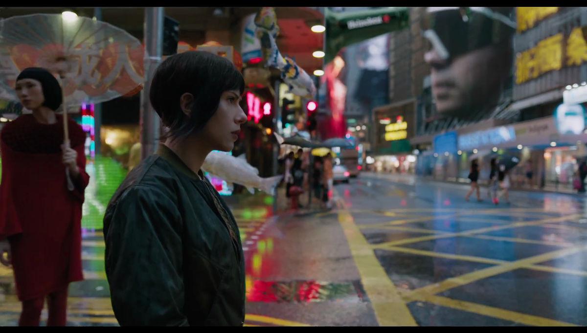 ゴースト・イン・ザ・シェル 実写映画