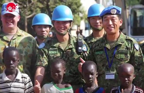 自衛隊 南スーダン