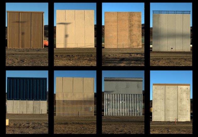 メキシコ 壁